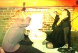 Brian and Stevie McCord at notsuoH