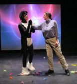 Dennis Nance (left) and Jill Pangallo (right) courtesy of Steve Patlan
