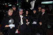 Tina McPherson, Emily Sloan, Sway Youngston, Dena YAnowski, David L. Davis and David McClan Hachitators from panchoandlefty.wordpress.com